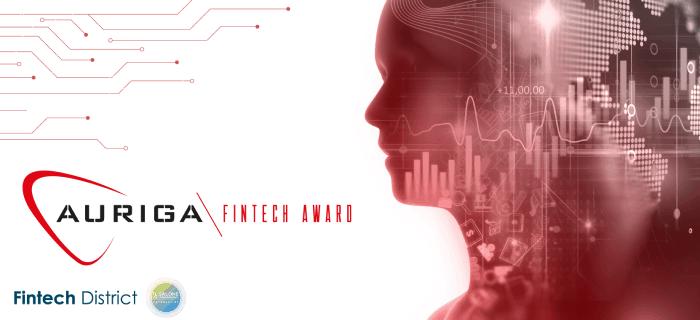 Auriga Fintech Award