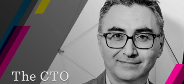 CTO Carmine Evangelista