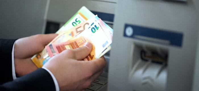 Accés au cash - Chronique - Banque