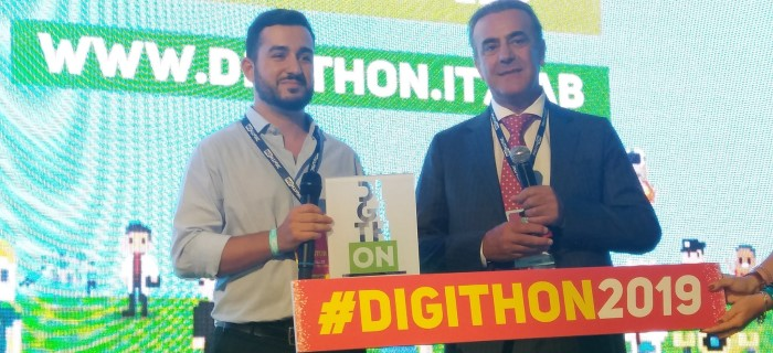 Digithon 2019 - Mosaic Software