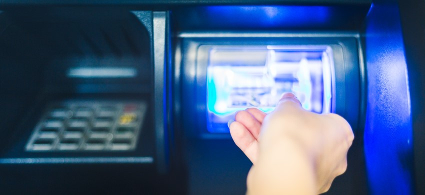 Reinvent ATMs