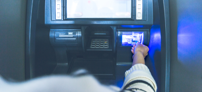 Verwaltung von geldautomaten