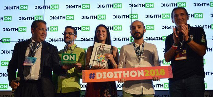 """Si è conclusa questa sera 9 settembre a Bisceglie la maratona digitale """"DigithON"""" 2018. Il primo premio se lo è aggiudicato la startup sarda EABlock. La startup di Cagliari ha… Approfondisci"""