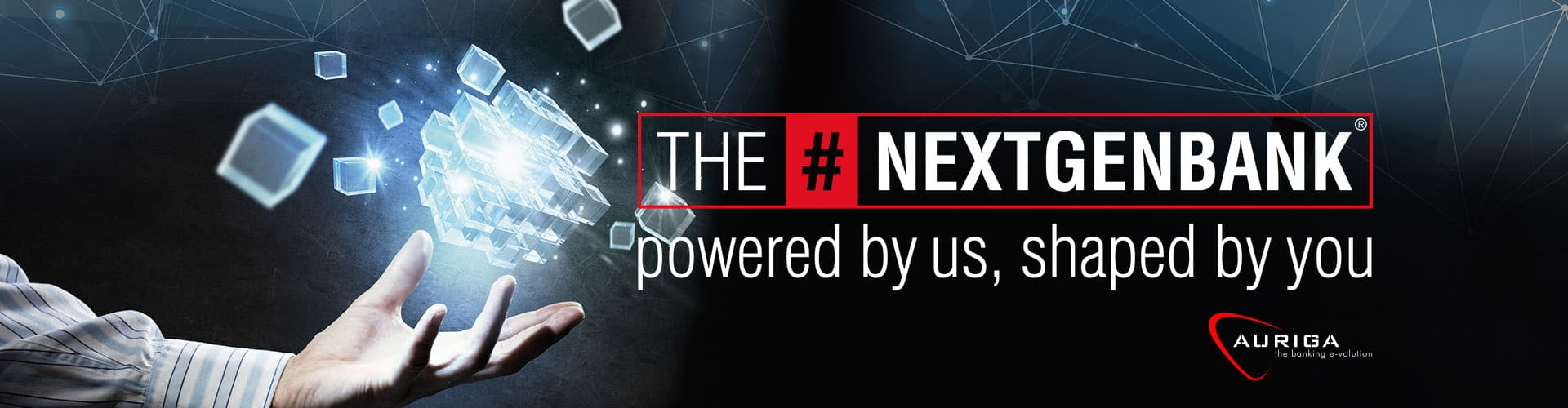 THE#NEXTGENBANK Auriga
