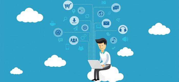 """Cloud? Banken meiden das Thema, außer bei der """"Private Cloud"""" als RZ-Technologie. Doch cloud-basierte Geldautomaten-Software bietet einige clevere Vorteile, über die Banken nachdenken sollten – so Vincenzo Fiore, CEO von…"""