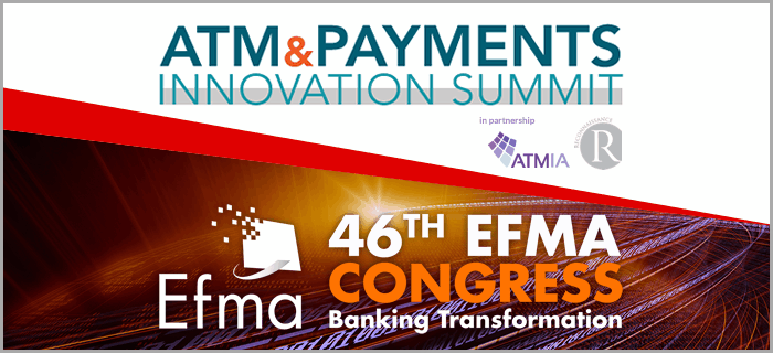 Auriga will be speaking and exhibiting at two major international banking events in October: The ATM & Payments Innovation Summit (Madrid, 18-19 October) and the 46th Efma Congress on Banking…