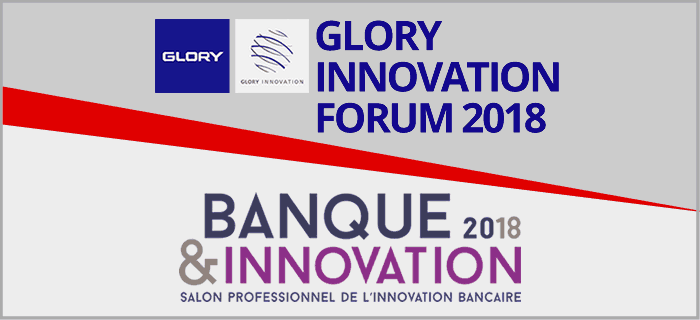 Auriga au GLORY INNOVATION FORUM et Banque & Innovation