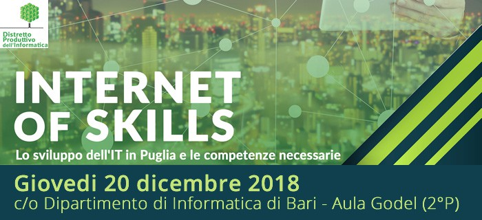 Internet of Skills