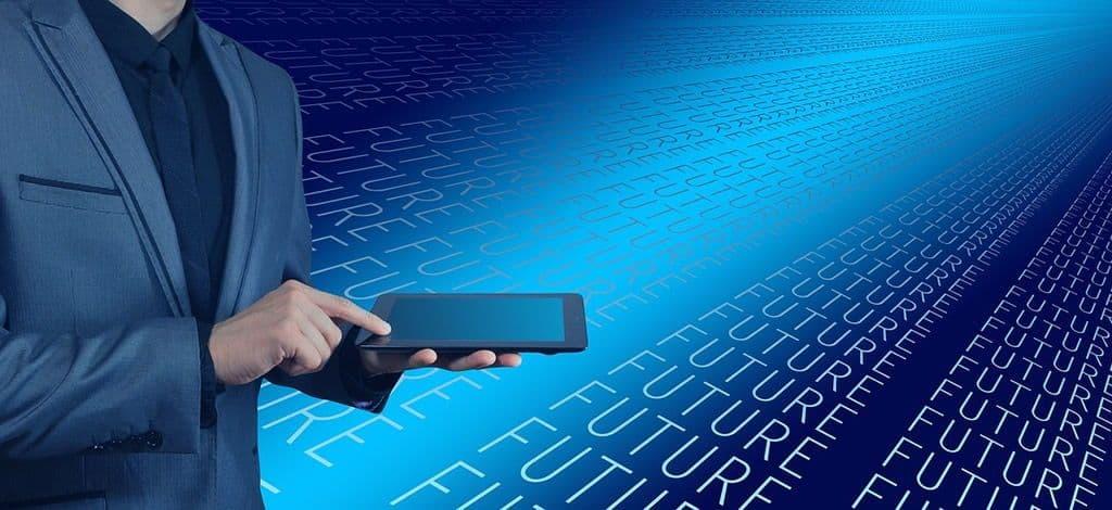 la technologie ouvre la voie du changement